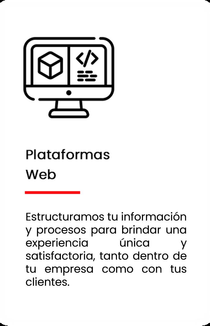 Plataformas Web